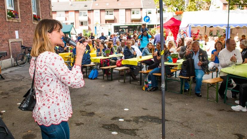Aktuelles Programm zum Sommerfest jetzt online