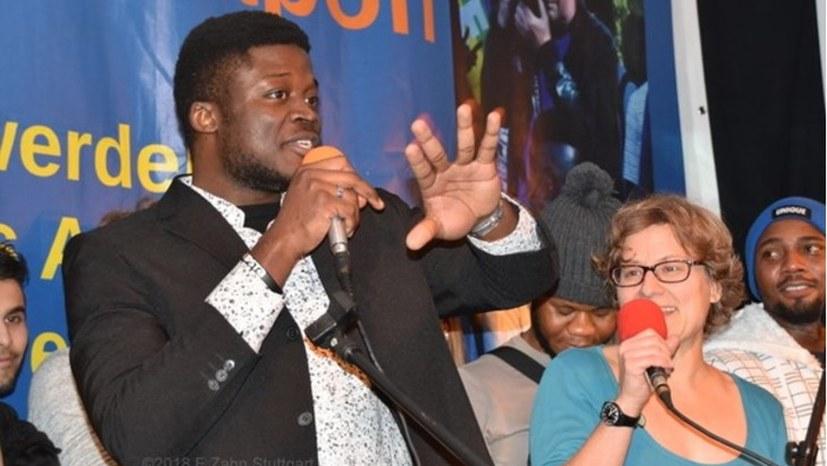 Alassa Mfouapon: Gegenseite konnte ihre Behauptungen nicht beweisen