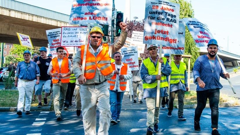 Kumpel für AUF: Kommt zur Demonstration am 14. September!
