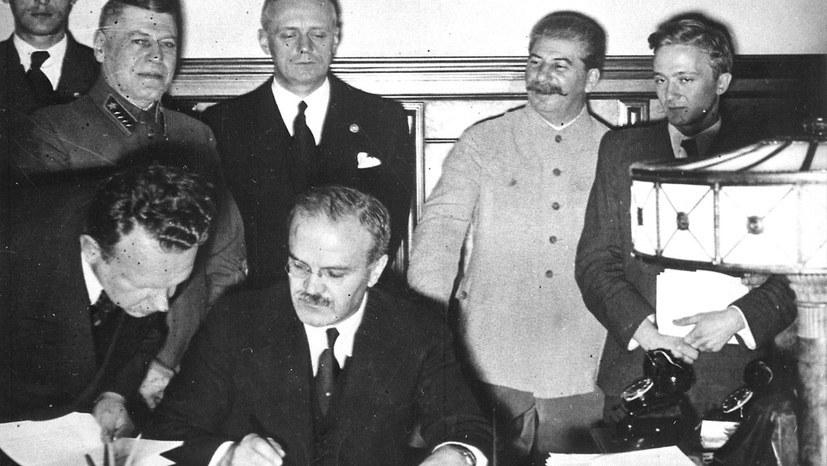 Der deutsch-sowjetische Nichtangriffsvertrag – Zielscheibe antikommunistischer Geschichtsfälschung