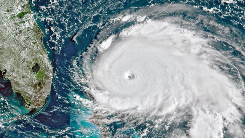 """""""Dorian"""" wütet über der Karibik – schon über eine Million Menschen evakuiert"""