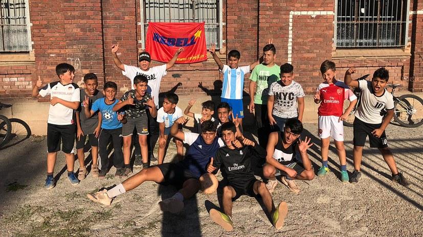 Gruppe des Jugendverbands REBELL gegründet