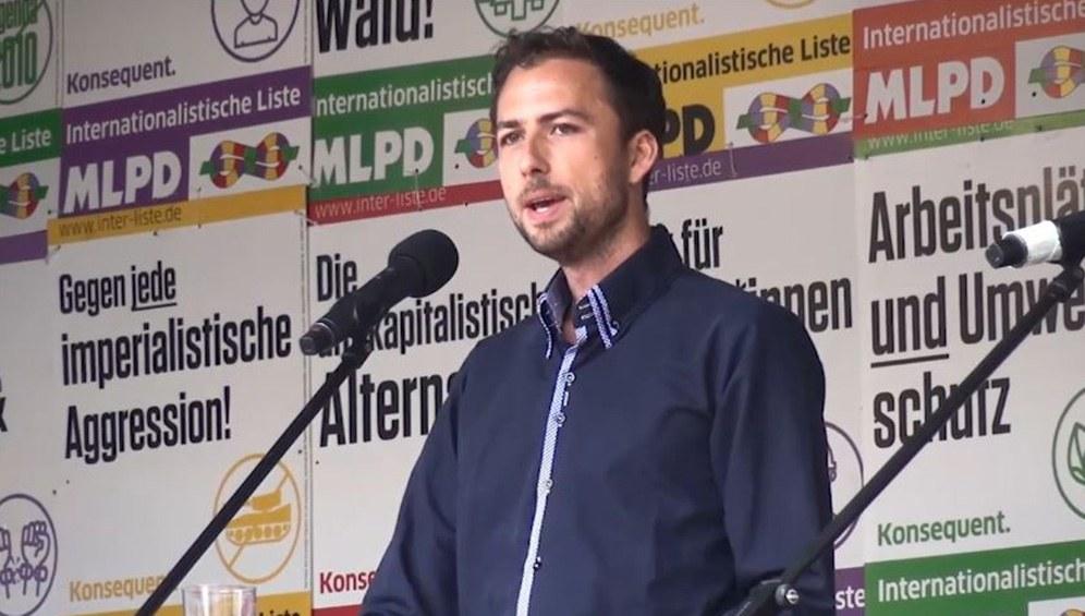 Rede des Spitzenkandidaten Tassilo Timm am 17. August