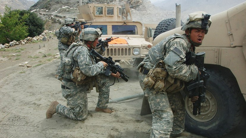 Wie Trump mit den Taliban um Afghanistan schachert