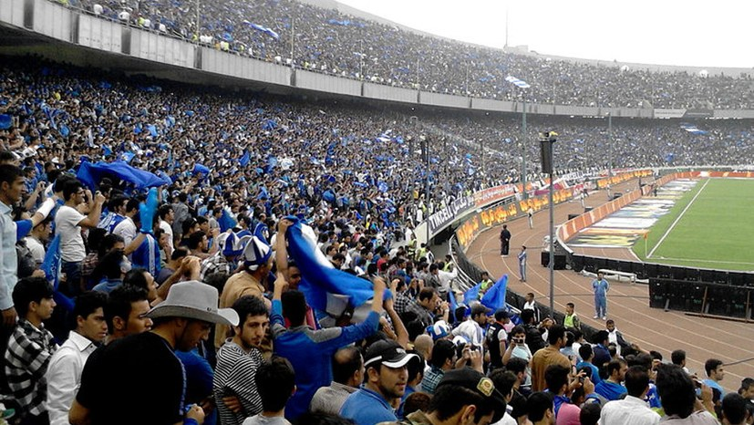 Protestwelle gegen Stadionverbot für Frauen