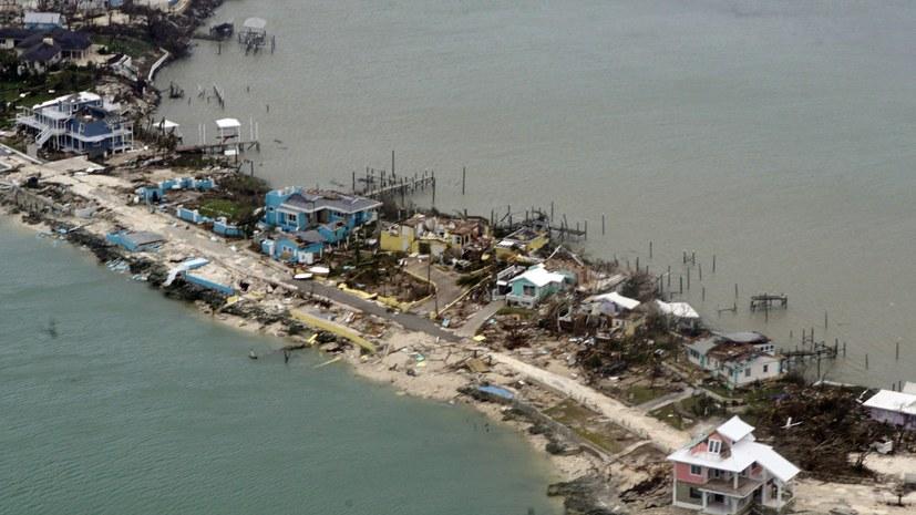 Verheerende Zerstörungen auf den Bahamas - Arktiseis schmilzt dramatisch