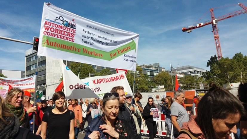 """Die """"Autoschiene"""" - Große Koalition für Monopolinteressen"""