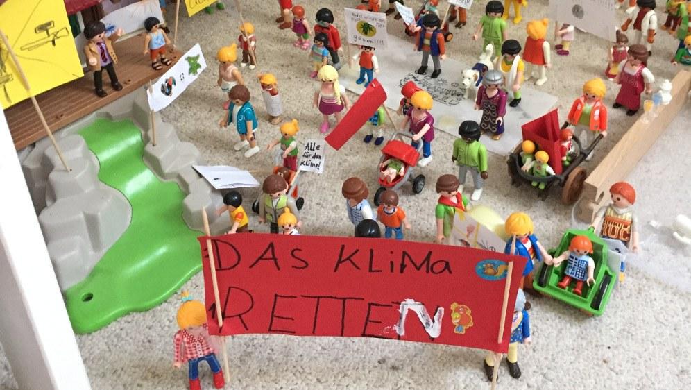 Internationaler Protest- und Streiktag der Arbeiter-, Jugend- und Umweltbewegung im Kinderzimmer