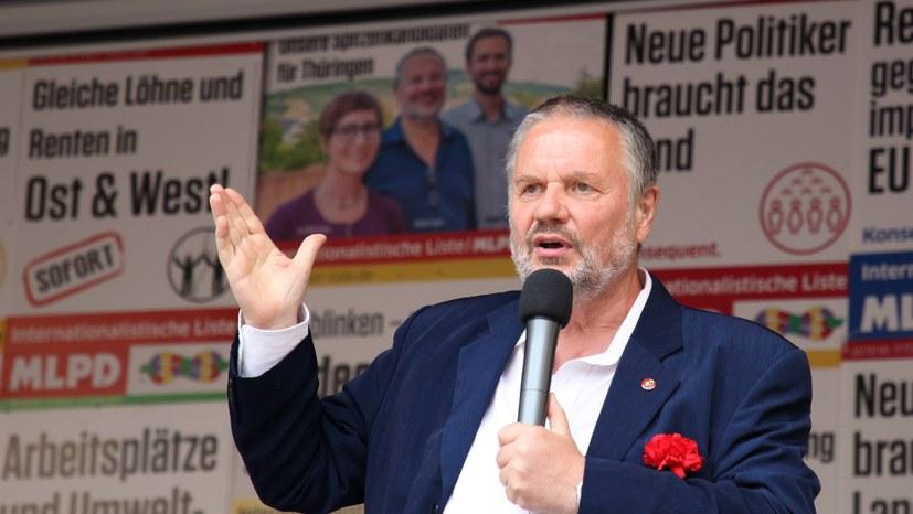 Stefan Engel: AfD - Partei der Monopole und der Großgrundbesitzer