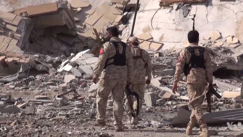 Arabische Stämme kämpfen gemeinsam mit SDF