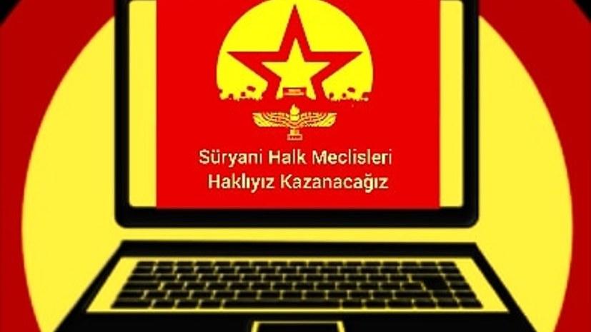 AKP-Regierung verbietet soziale Medien des Volksrats der Aramäer