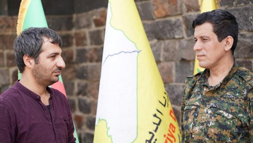 """SDF-Kommandant: """"Nicht provozieren lassen"""""""