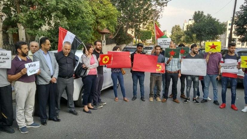 Wie der deutsche Imperialismus bei der Besetzung Nordostsyriens mitmischen will