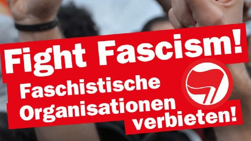 Faschistische Morddrohungen gegen Marxisten-Leninisten ebenso inakzeptabel - oder?