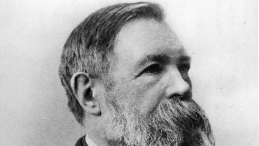 Des Kommunisten Friedrich Engels darf jeder gedenken  - außer er ist Kommunist