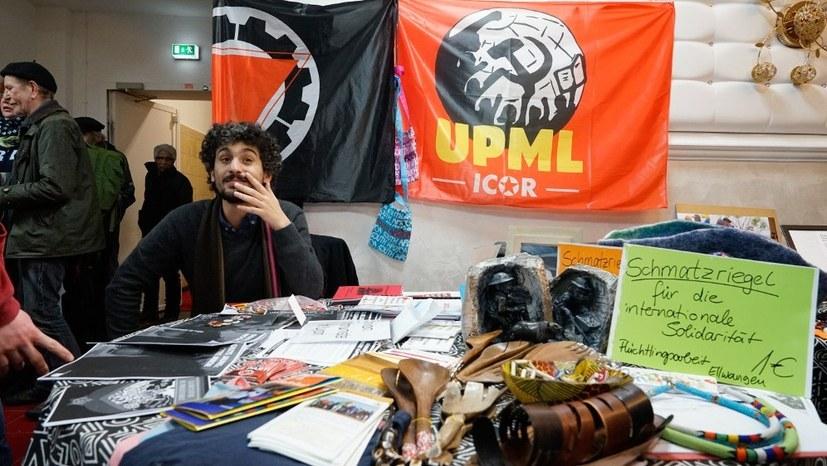 Internationaler Umweltkampftag in der Pariser Banlieue