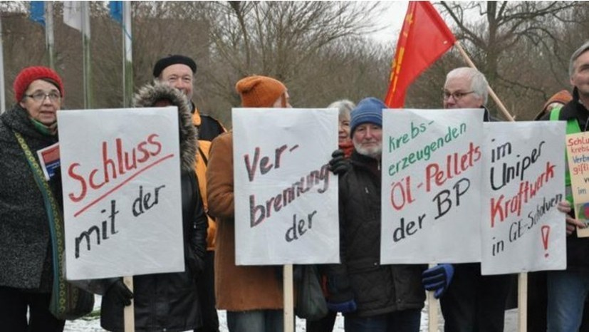 """""""Tribunal gegen die legalisierte Vielfach-Vergiftung im Giftdreieck Emscher-Lippe"""" findet in Buer statt!"""