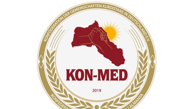 KON-MED: Gemeinsam Rojava schützen und verteidigen!