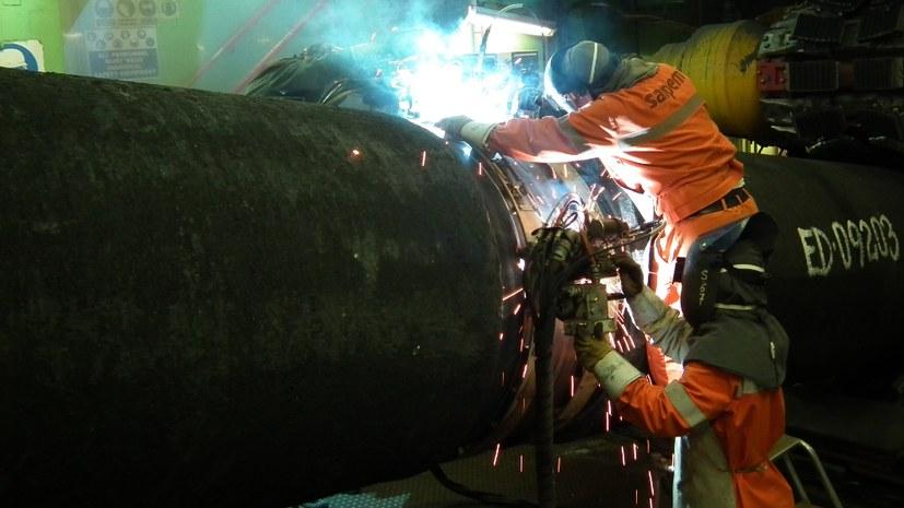 Offene Konfrontation um Nord Stream 2 zwischen USA und führenden EU-Staaten