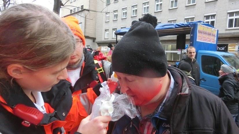 Solidarität mit Joachim Struzyna