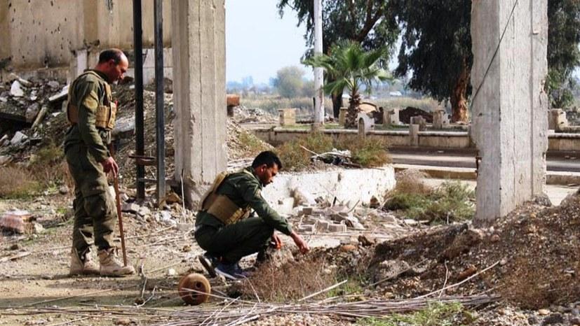 Besatzungsangriffe auf Ain Issa zurückgeschlagen