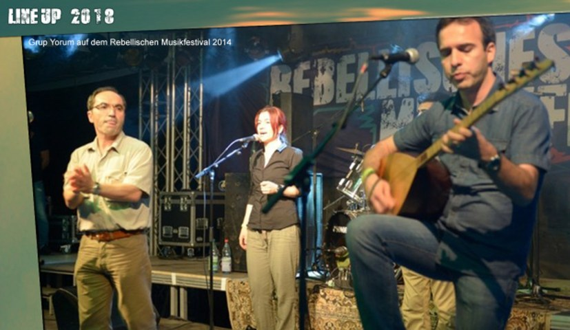 Das Musikfestival der Rebellion der Jugend 2020