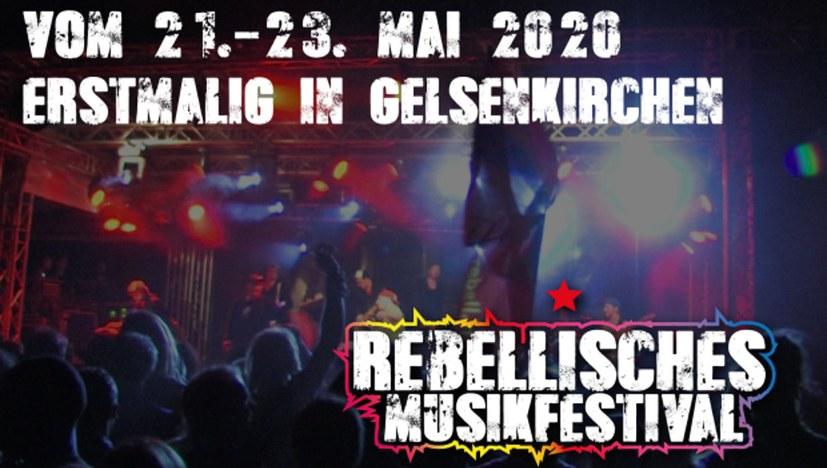 """4. Rebellisches Musikfestival: Vom 21.bis 23. Mai erstmals in der """"Stadt der Tausend Feuer"""""""
