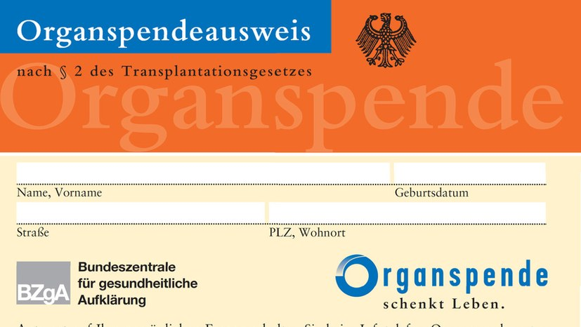 Bundestag folgt bei Organspenden reaktionärer Kirchendoktrin