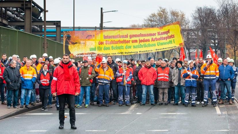 """""""Statt abwarten - selbständigen Streik vorbereiten!"""""""