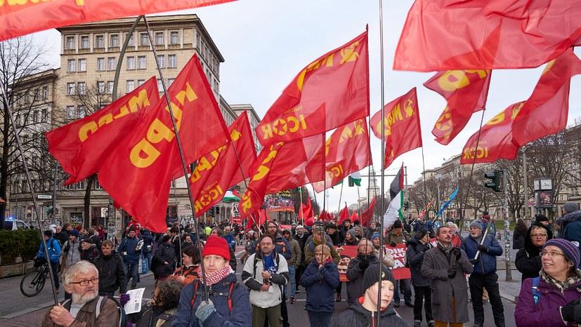 Offene politische Krise in Thüringen hält an - MLPD meldet sich als erste Partei zu Neuwahlen an