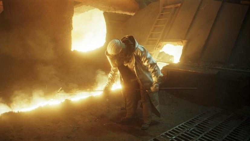 """""""Sinkende Stahlproduktion - worauf müssen wir uns einstellen?"""""""