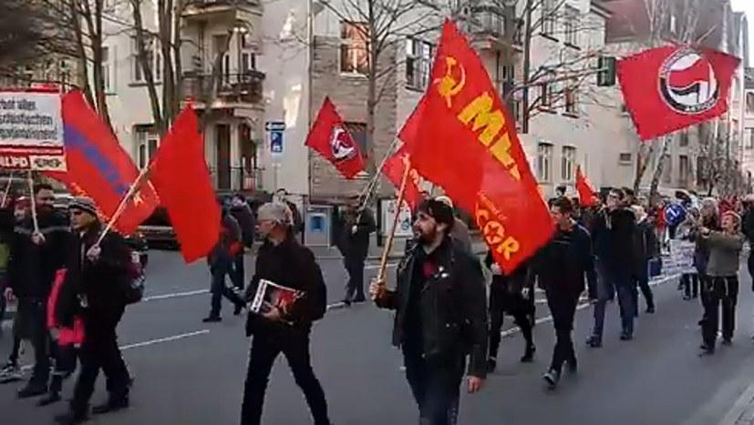 Größte antifaschistische Demo seit Jahren in Thüringen
