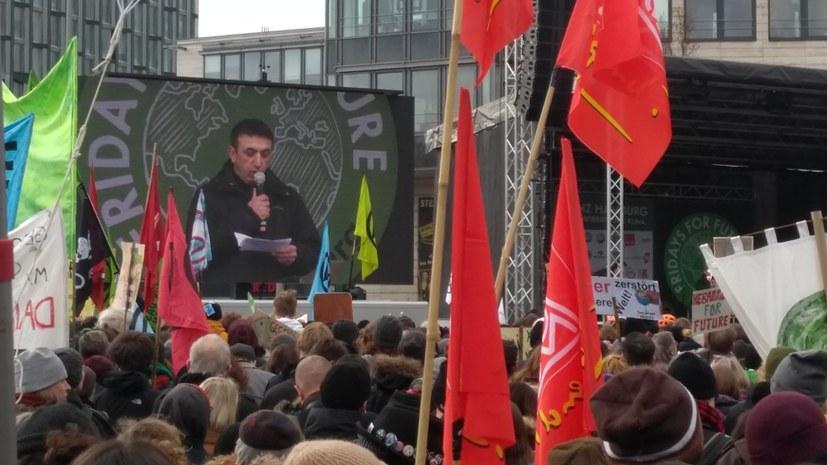 Tausende sind in Hamburg