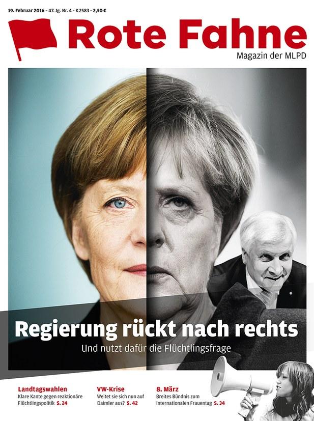 Rote Fahne 04/2016