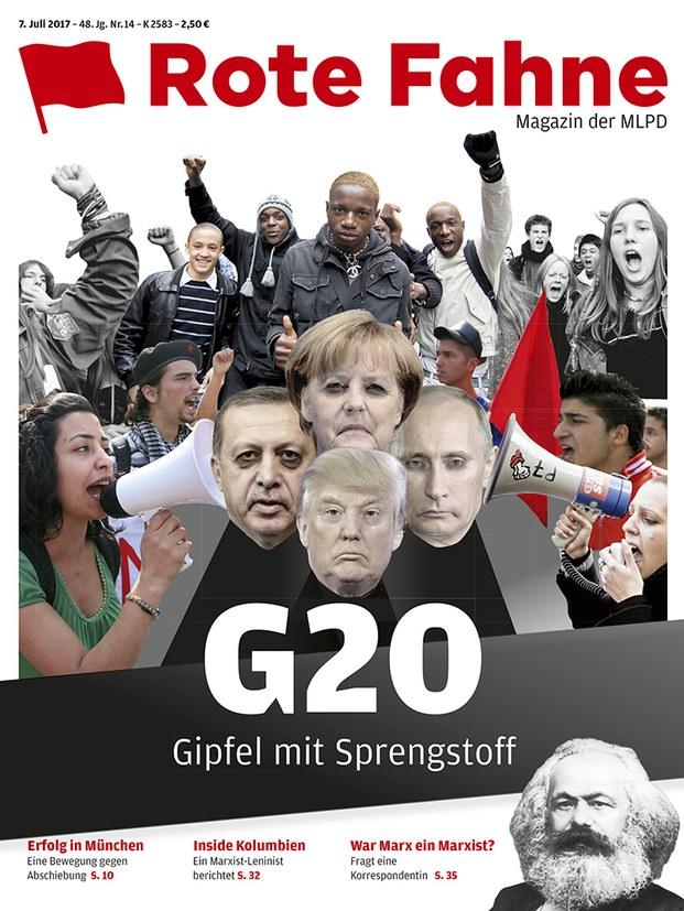 Rote Fahne 14/2017