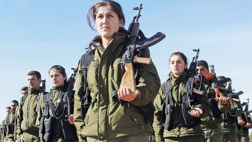 DKP-Zeitung attackiert kurdischen Freiheitskampf