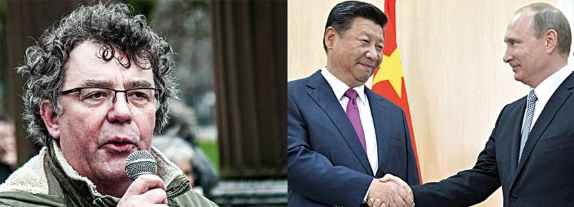 Wohin die Verteidigung des neuimperialistischen Landes Russland die DKP führt ...