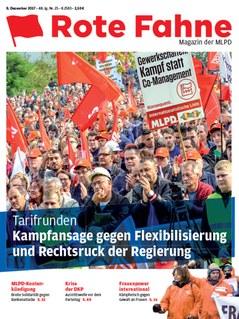 Rote Fahne 25/2017