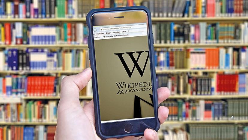 Wikipedia und der moderne Antikommunismus