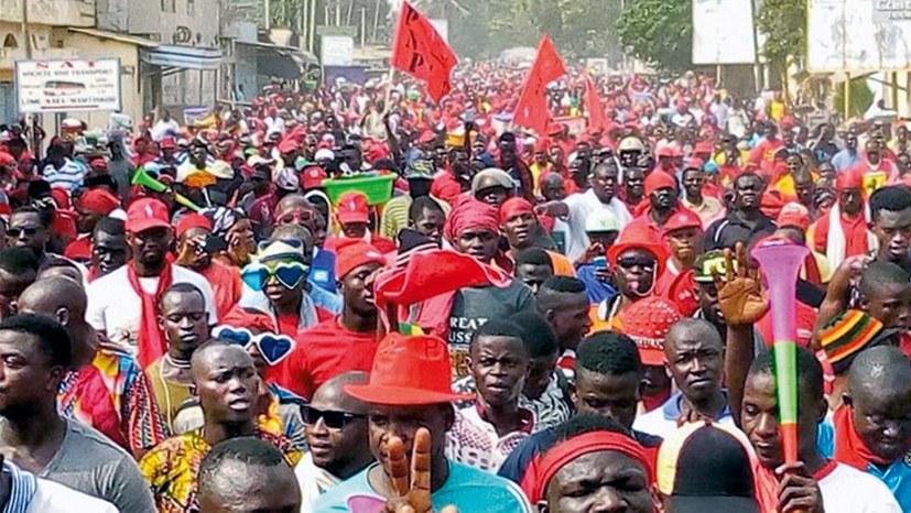 Togo – Ringen um den Weg der Befreiung