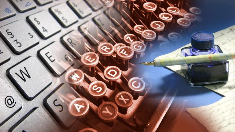 Spannende Vorlesungen und Diskussionen – Erstaunliche Ergebnisse in der Schreibwerkstatt