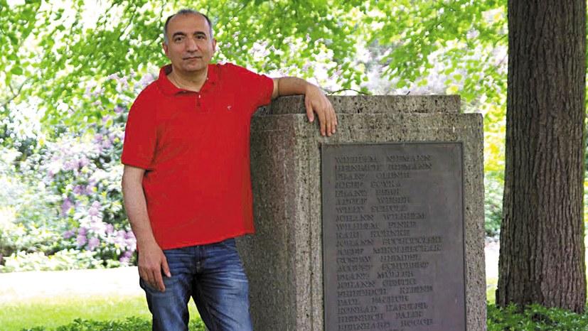 Wieso ein Kurde über deutsche Bergarbeiter und ihre Geschichte schreibt ...