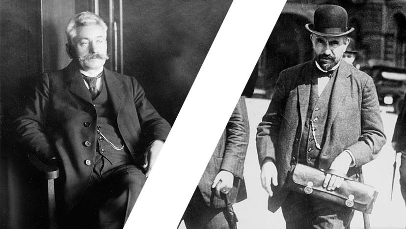 100 Jahre Stinnes-Legien-Abkommen