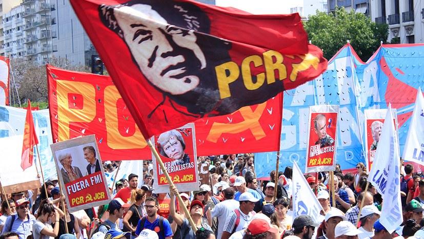 G20 in Argentinien: Antiimperialistischer Protest mit revolutionärer Perspektive