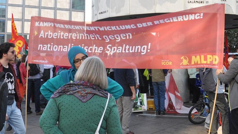 """AfD – von wegen """"Protestpartei"""" – stramm auf der Seite von Kapital und Reaktion"""