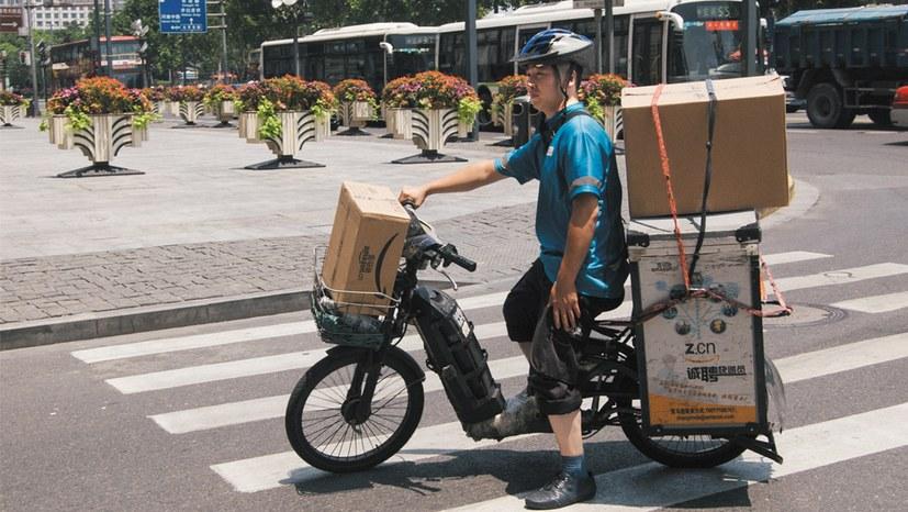 Ein kapitalistischer Logistikkonzern wirft die Frage nach der materiellen Vorbereitung des Sozialismus auf
