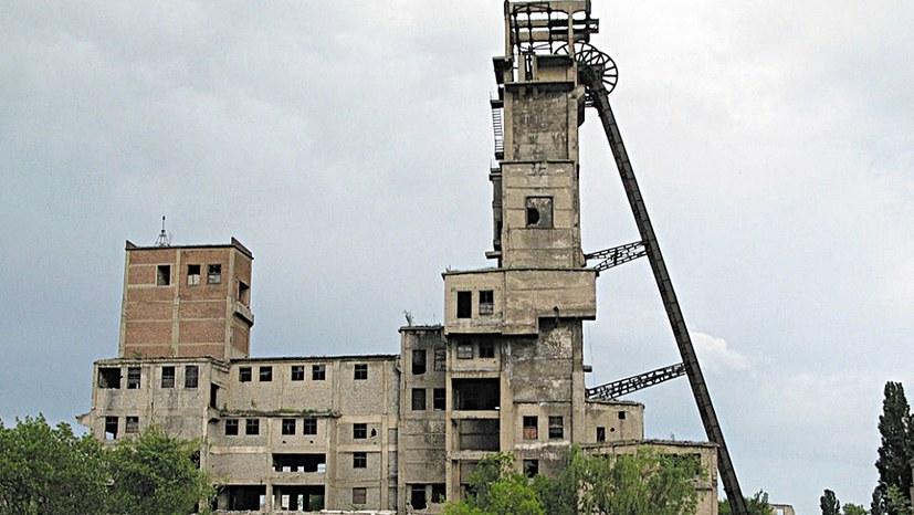 Ukraine: Durch Zechenflutung  droht nukleare Verseuchung