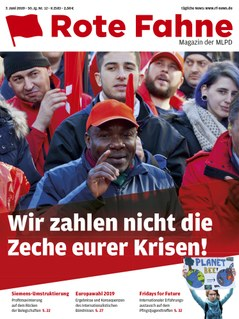 Rote Fahne 12/2019