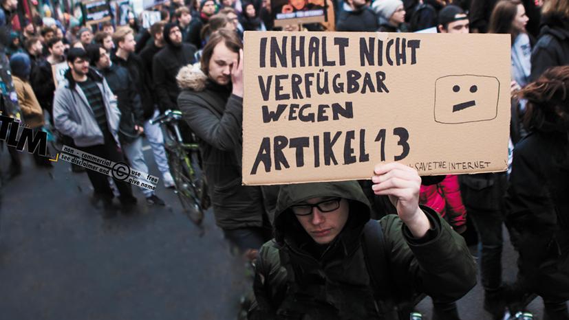 EU-Urheberrechtsreform – kein Schutz für Autoren und Künstler