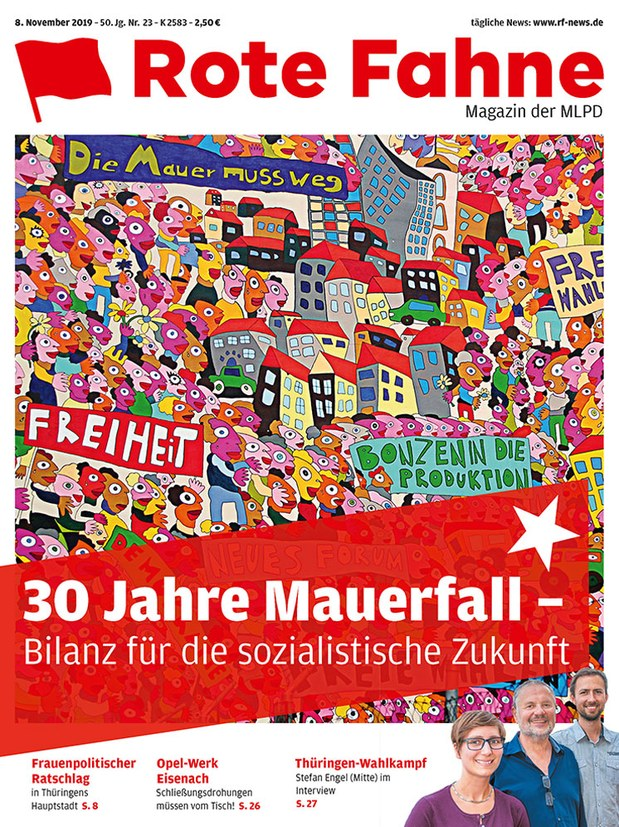 Rote Fahne 23/2019